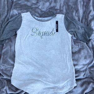 Women's Squad shirt